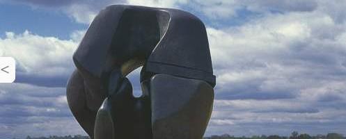 Pieza de bloqueo-Henry Moore